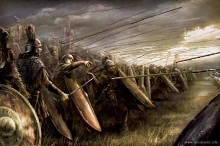 La legione romana scomparsa